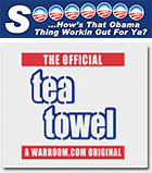 Tea Party Towel